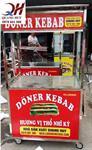 Lò Doner kebab 3 buồng đốt