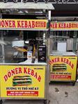 Lò bánh mỳ Doner kebab 2 buồng