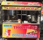 Lò doner kebab 1,8 m
