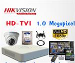 TRỌN BỘ 01 CAMERA HIKVISION HD TVI 1.0