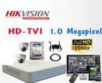 TRỌN BỘ 02 CAMERA HIKVISION HD TVI 1.0