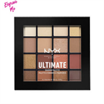 Bảng Phấn Mắt NYX Warm Neutrals Ultimate Shadow Palette