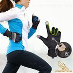Găng tay thể thao giữ ấm có cảm ứng Aonijie