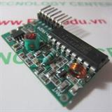 Module thu RF 4 kênh - Loại M4