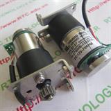 Động cơ 12V encoder từ