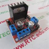 Module điều khiển động cơ L298