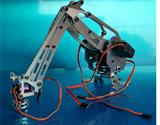 Cánh tay robot 6 trục mô phỏng robot công nghiệp ABB
