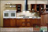 Mẫu tủ bếp GCN 1