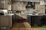 Mẫu tủ bếp GS1