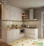Tủ bếp HDF An Cường