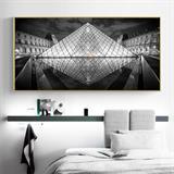Tranh treo tường phong cách kiến trúc Châu Âu N145