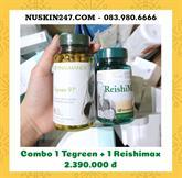 Combo 1 Tegreen + 1 Reishimax Nuskin