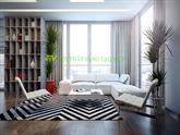 Thiết kế nội thất chung cư Royal City nhà Anh Quang