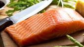 Cá hồi Nayu tươi / Fresh Salmon