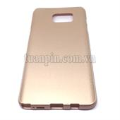 Ốp lưng X-level Samsung galaxy Note 5 (Vàng/ Đen)