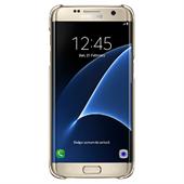 Ốp lưng Clear cover  Samsung Galaxy S7 Edge chính hãng ( vàng, bạc, đen)