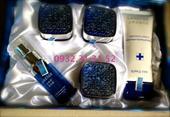Bộ mỹ phẩm Hàn Quốc Laneige xanh 5in1 trị nám, dưỡng trắng da cao cấp