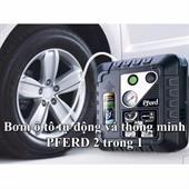 Bơm ô tô tự vá thông minh Pferd BQ112