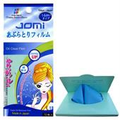 Phim Giấy thấm dầu Jomi Oil Clear Film 70 tờ - Nhật Bản