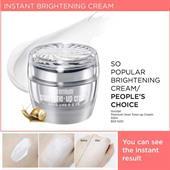 Kem Dưỡng Trắng Da Nâng Tông Goodal Premium Snail Tone Up Cream 50ml