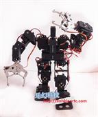 Khung robot người có tay kẹp