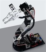Cánh tay robot 5 bậc tự do đơn giản