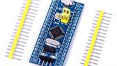 STM32F103 demo board