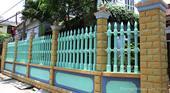 Hàng rào Vệ binh 2 lỗ
