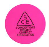 Kem Nền 3CE Pink Creamy Compact Foundation