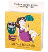 Phấn Phủ Nén Too Cool For School Sunday Pact SPF50+ PA+++