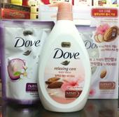 Sữa Tắm Dove Hàn Quốc