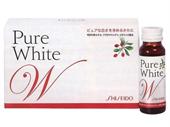 Thức Uống Trắng Da Collagen Pure White Shiseido - Nhật Bản