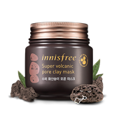 Mặt Nạ Đất Sét Jeju Volcanic Pore Clay Mask Innisfree 100ml