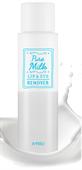 Tẩy Trang Mắt Môi A'Pieu Pure Milk Lip & Eye Remover