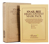 Mặt Nạ Giấy Snail Bee High Content Mask Pack Benton
