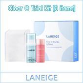 Bộ Dưỡng Da Laneige Clear C Trial Kit