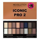 Bảng Phấn Mắt Iconic Pro 2 - Makeup Revolution London