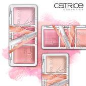 Phấn Má Catrice Cosmetics Blush Artist Shading Palette