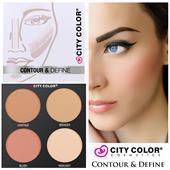 Bảng Tạo Khối Profusion Define Beauty Contour Palette