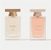 Set 2 Chai Nước Hoa Nữ Zara Woman Gold - Bright Rose 100ml