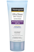 Kem Chống Nắng Neutrogena Ultra Sheer Dry Touch SPF55