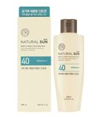 Kem Chống Nắng Toàn Thân Natural Sun Body & Family Mild Sun The Face Shop 2017