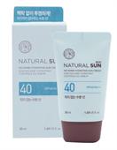 Kem Chống Nắng The Face Shop Natural Sun Eco No Shine Hydrating Sun Cream SPF40 PA+++ 2017