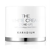 Kem Dưỡng Trắng Da The White Cream Tone Up Karadium