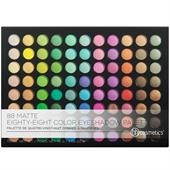 Bảng Mắt 88 Màu Lì BH Cosmetics 88 Matte Eighty-Eight Color Eyeshadow Palette