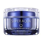 Kem Dưỡng Da Missha Super Aqua Ultra Water-Full Cream