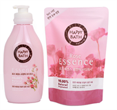 Set Sữa Tắm Happy Bath Natural Body Wash