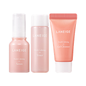 Bộ Dưỡng Da Mini Laneige Fresh Calming Trial Kit