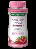 Kẹo Dẻo Đẹp Da, Móng Và Tóc Nature's Bounty Hair Skin & Nails Gummies With Biotin
