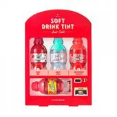 Set 4 Chiếc Son Tint Etude House Soft Drink Tint